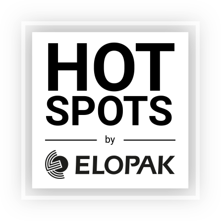 Hot Spots by Elopak - Together we make packaging work